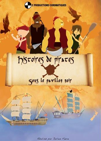 Histoires de pirates (3) : Sous le pavillon noir. 3